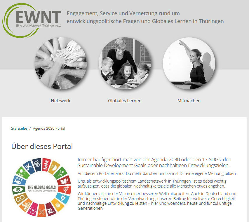 Portal Agenda 2030