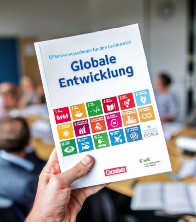 Zusätzliche Veröffentlichungen zum Orientierungsrahmen Globale Entwicklung