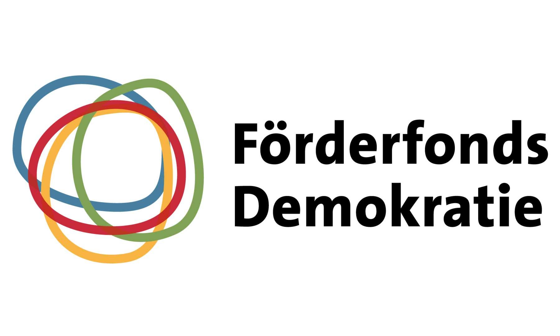 Fördermittel: Förderfonds Demokratie