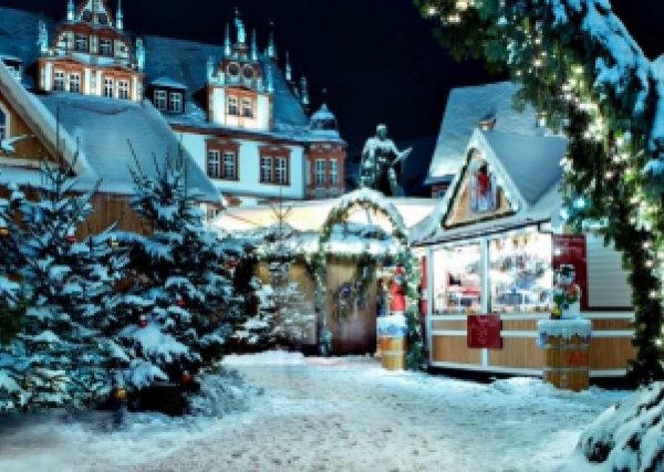 Schlendern über Sachsens faire Weihnachtsmärkte