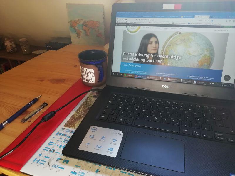 Nachhaltig durch die Krise #2 – Arbeiten und Lernen von zu Hause