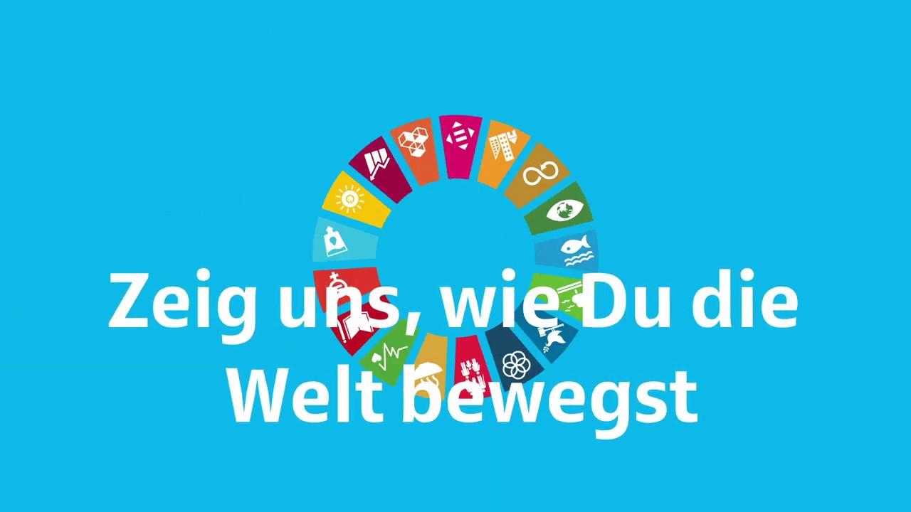 Deutsche Aktionstage Nachhaltigkeit vom 20.-26. September