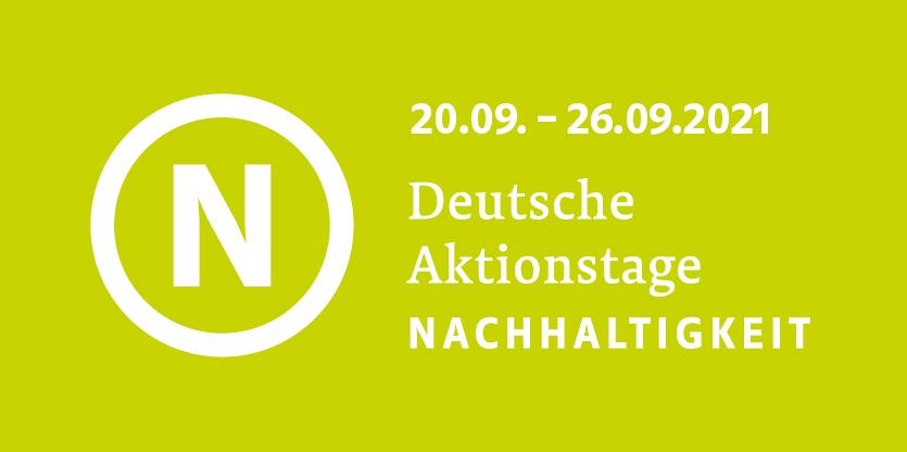 Die Deutschen Aktionstage Nachhaltigkeit (DAN) 2021