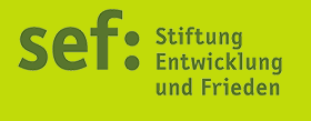 Stiftung Entwicklung und Frieden (sef:) sucht Geschäftsführer:in